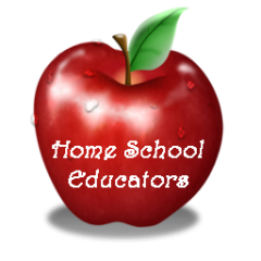 home school educators apple logo